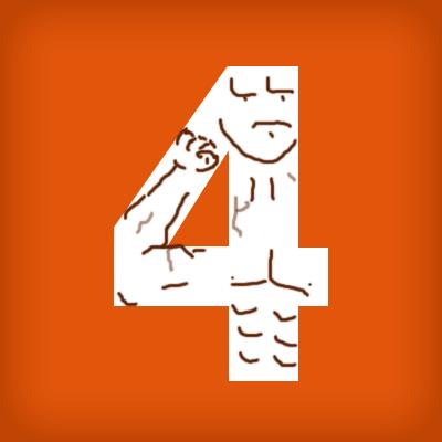Four (Big Muscles Remix)